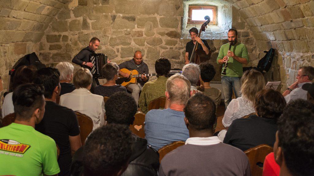 Concert du Hot club du Martinet