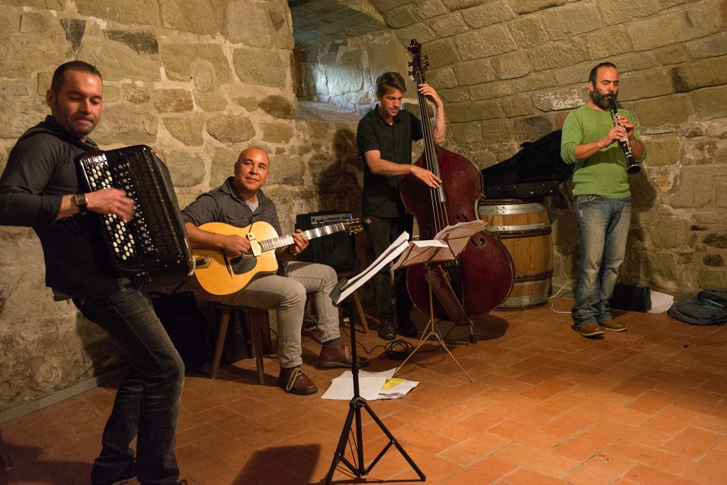 Concert du Hot club du Martinet